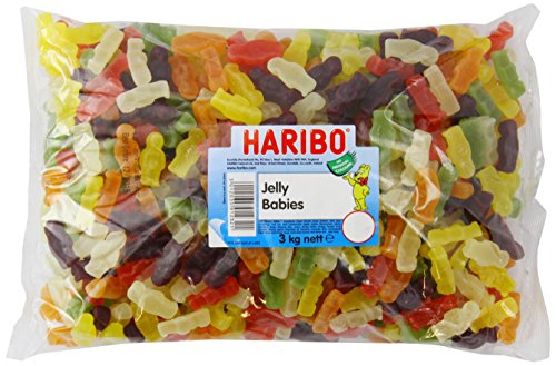 HARIBO Special Jelly Babies 3KG