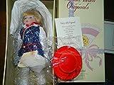 Victoria Ashlea Originals Musical Porcelain Doll by Goebel - SANDY