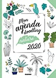 Mon agenda doodling nature