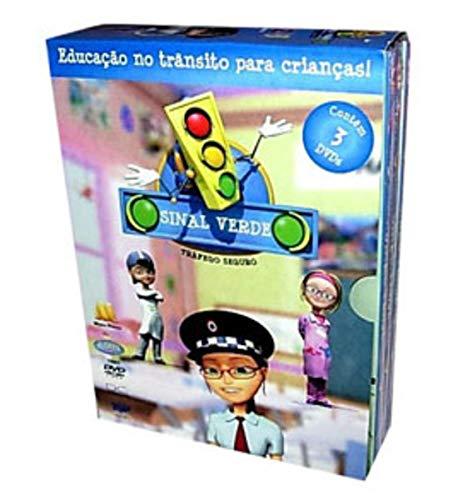 Educação no trânsito para crianças! Sinal Verde - Tráfego seguro