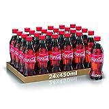 Coca-Cola Original Taste 450ml x24 (Bottiglia Pet Riciclabile)
