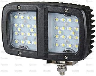 LED Arbeitsscheinwerfer, Fendt/Universal, 72W, 5420Lumen