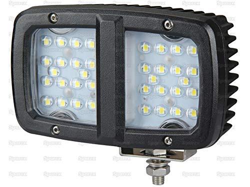 Faro de Trabajo LED Fendt/Universal, 72W - 5420 Lúmenes