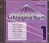 Das große Schlageralbum 1 (16 Deutsche Hits)