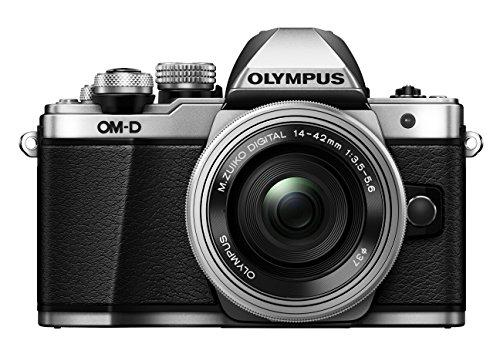 Olympus OM-D E-M10Mark II 14–42/3.5–5.6M. Zuiko Digital ED EZ fotocamere digitali 17.2Mpix