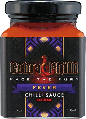 Cobra Chili(コブラチリ)『リーパーズハーベストチリソースフィーバー』