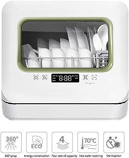 Lavavajillas, Lavavajillas De Sobremesa Con Alta Temperatura De Limpieza Y Esterilización Fuerte Para Una Fácil Instalación