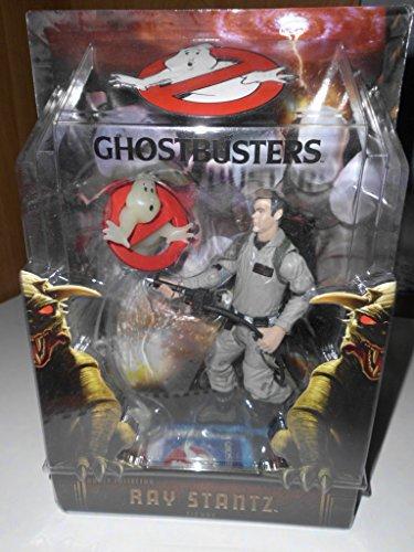 Ghostbusters Mattel Figura Dr Ray Stantz con Logo
