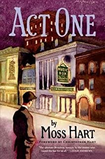 Moss Hart: Act One : An Autobiography (Paperback); 2014 Edition