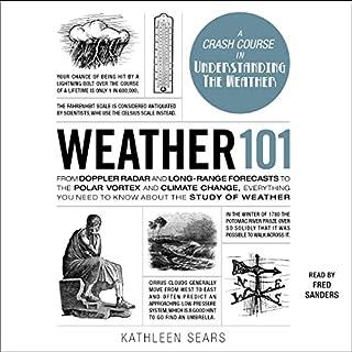 Weather 101 audiobook cover art