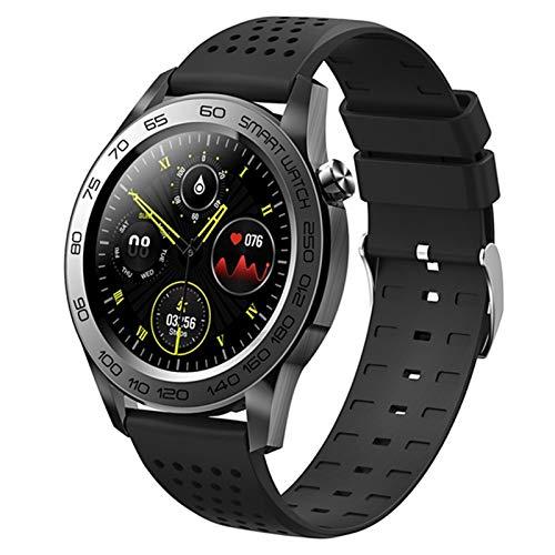 LKM F22U Smart Watch Llamada Bluetooth IP67 Detección de Salud a Prueba de Agua Reloj Inteligente Moda Redonda Accesorios,a