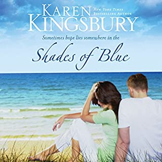 Shades of Blue                   By:                                                                                                                                 Karen Kingsbury                               Narrated by:                                                                                                                                 Roxanne Hernandez                      Length: 11 hrs and 9 mins     1 rating     Overall 5.0