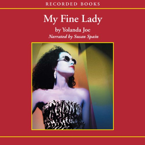 My Fine Lady audiobook cover art