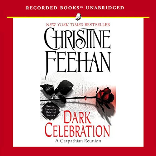 Dark Celebration audiobook cover art