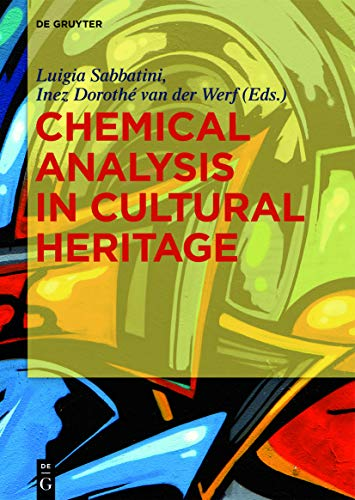 Chemical Analysis in Cultural Heritage (English Edition)