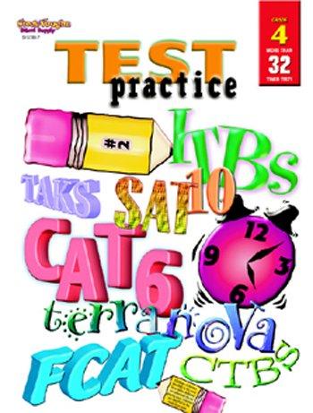 Mathland Daily Tune-ups II, Reproducible Activities for Homework, Arithmetic Practice, Test Practice grade 4 (grade 4)