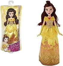 Disney Princess-B5287ES2 Princess Muñeca, Color Amarillo (Hasbro B5287ES2