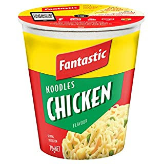 Fantastic Cup Noodle, Chicken, 70g (B01MG2MY8Q) | Amazon price tracker / tracking, Amazon price history charts, Amazon price watches, Amazon price drop alerts