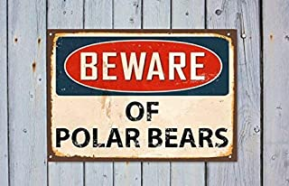 Best beware of polar bear sign Reviews