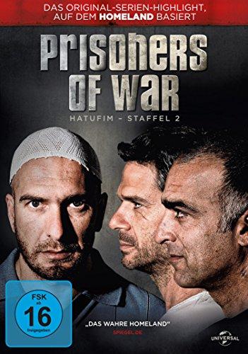 Prisoners of War - Hatufim - Staffel 2 [3 DVDs]