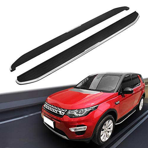 Paso lateral para Discovery Sport 2015-2018 estribos Nerf barra guardia
