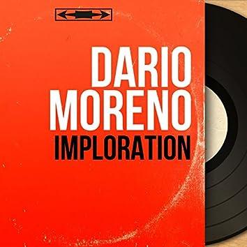 Imploration (feat. Claude Bolling et son orchestre) [Mono Version]