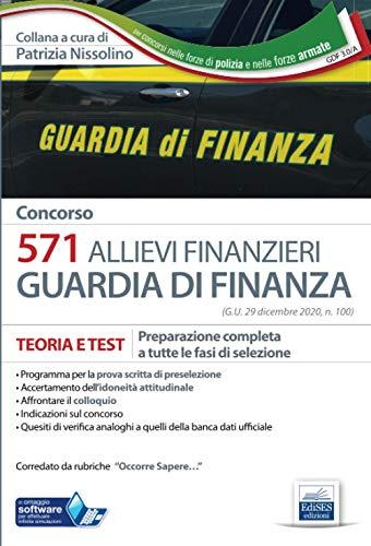 Concorso Allievi Finanzieri Guardia di Finanza: Teoria e...