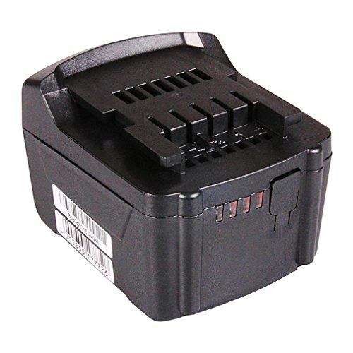 PATONA Bateria 6.25467 Li-Ion 3000mAh 14.4V Compatible con Metabo BS 14.4 6.02105.50, BS 14.4 LT Compact 6.02137.55, BS 14.4 LT Quick 6.02107.50, BS 14.4 LTX Impuls 6.02143.61