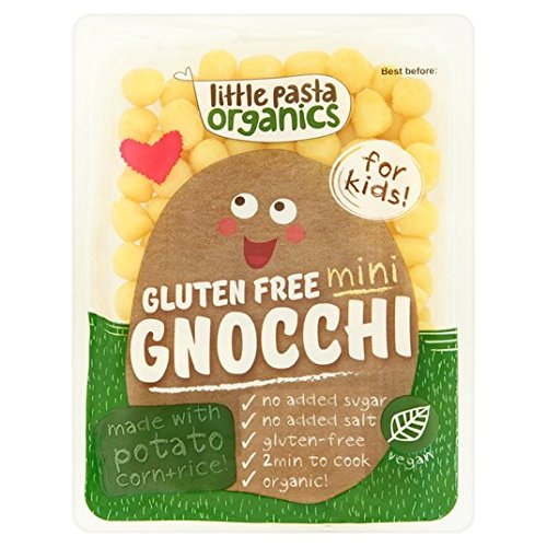 Kleine Pasta Organics Glutenfreie Mini Gnocchi 250g