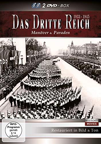 Manöver & Paraden im Dritten Reich (2 DVD BOX)