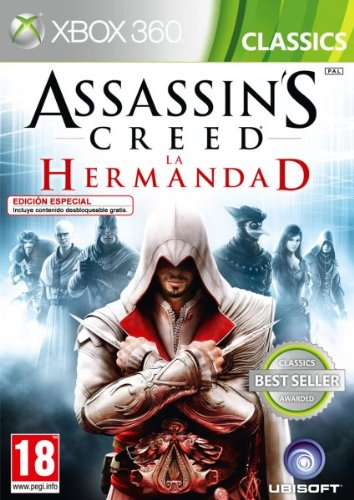 ASSASSINS CREED BROTHER CLAS X36