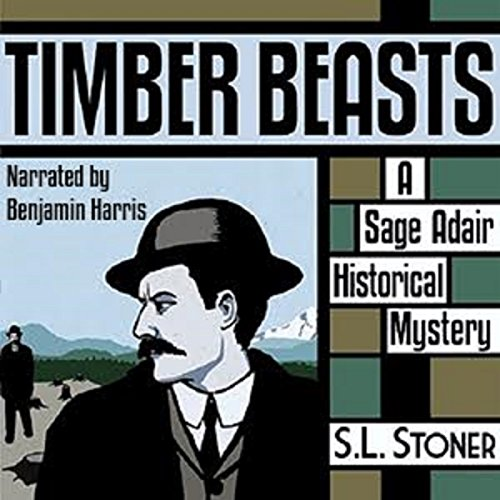 Timber Beasts audiobook cover art