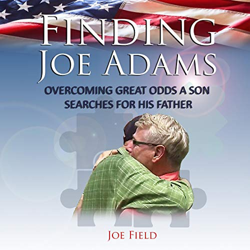 Finding Joe Adams cover art
