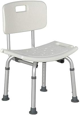 LHGH 浴室のシャワーチェア子供バススツールアルミ合金ノンスリップスツール容量:100キロ バススツール