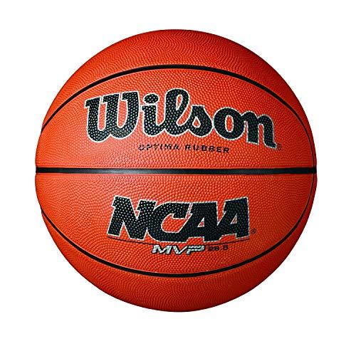 Sale!! Wilson NCAA MVP Rubber Basketball 28.5 with Pump