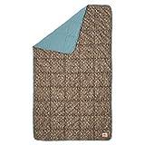 Kelty Bestie Blanket, Outdoor Blanket, Packable Stuff Sack Included - Indoor/Outdoor Insulated Camping Blanket (Trellis/Backcountry Plaid)