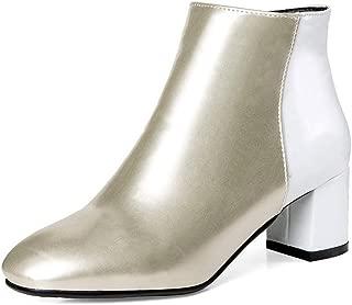 BalaMasa Womens ABS13858 Pu Boots