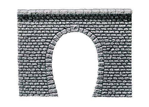 "FALLER 272630 - Tunnelportal Profi ""Naturstein Quader"", 1-gleisig"
