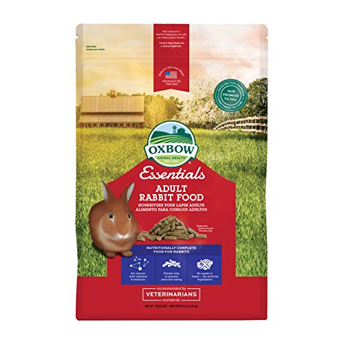 Oxbow Essentials Adult Rabbit Food - 5 lb.
