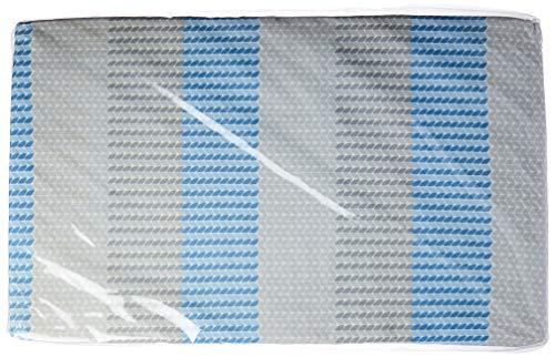 Trocador plastificado pedacinho do cÉu, Hug, Azul