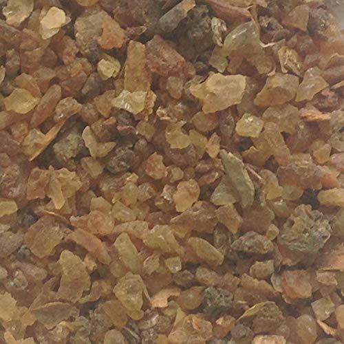 WLM Carbon Golden Aladin 33 mm + Incienso de Granos de mirhe Rojo de Somalia, 500 g
