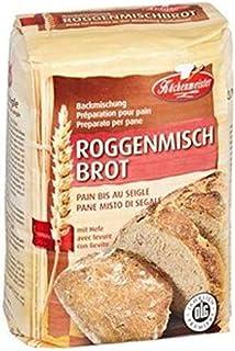 Bielmeier-Küchenmeister Brotbackmischung Landbrot/ Roggenmischbrot, 1er Pack 1 x 7.5 kg