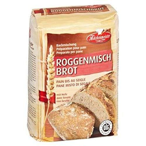 Bielmeier-Küchenmeister -   Brotbackmischung