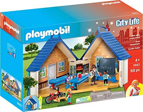 Coffret École Transportable Playmobil 5662 - 0