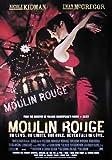Moulin Rouge - Poster - Nicole Kidman, Ewan Mc Gr +