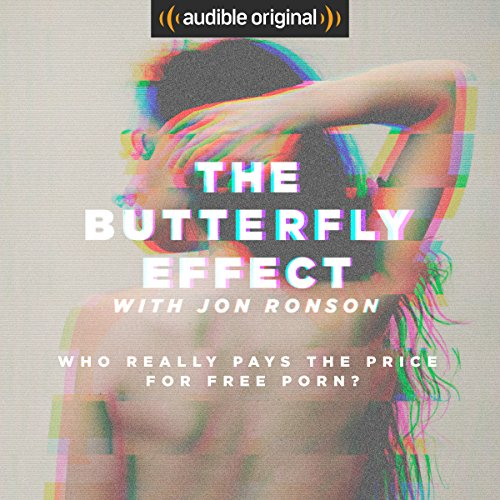 The Butterfly Effect with Jon Ronson cover art