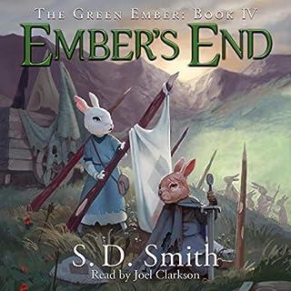 Ember's End cover art