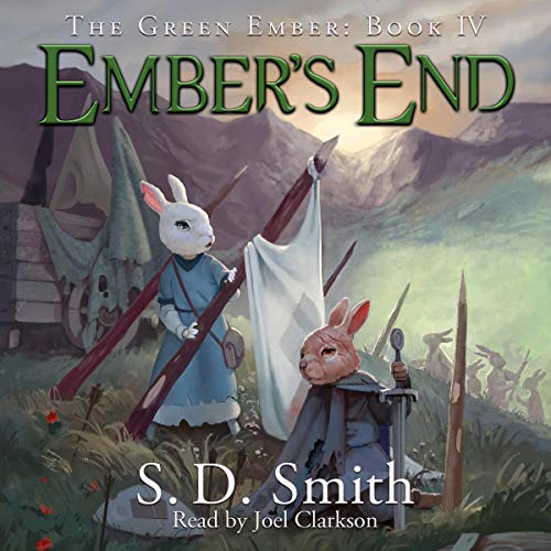 Ember's End audiobook cover art