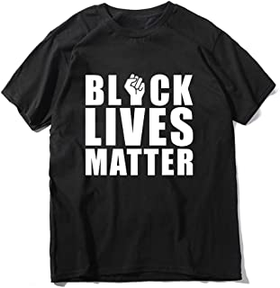 Black Lives Matter Mens T-Shirt History Civil Rights BLM T Shirt