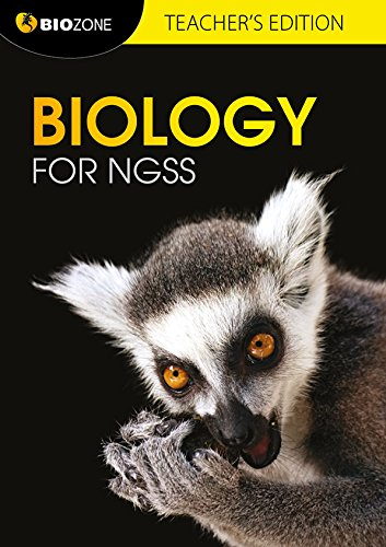 Biology for NGSS 2016